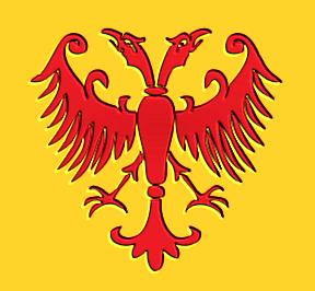 Rezultat slika za zastava dusanovog carstva